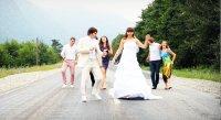 Свадебный клип на песню